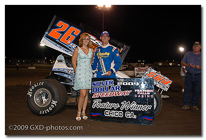 McMahan Gets First Win at Chico in 13 Years