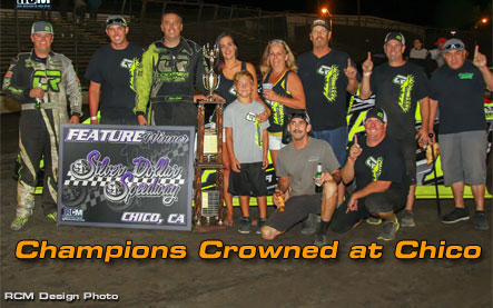 Champions Crowned at Chico