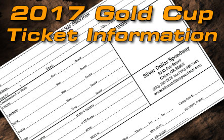 2017 Gold Cup Ticket Information